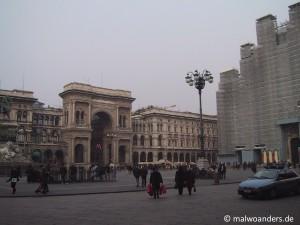 Mailand Verona Venedig Florenz