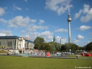 Mal wieder Berlin