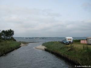 Von Langballigau nach Flensburg