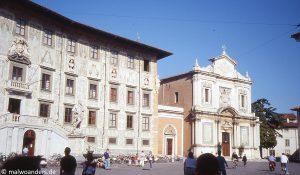 Abschied von Elba und Abflug von Pisa