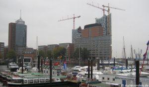 3 Tage Hamburg im November
