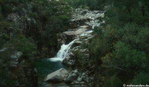 Wanderung zur spanischen Grenze