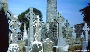 Monasterboice und Newgrange Tumulus