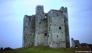 Trim Castle, Mullingar und  Busfahrt nach Athlone