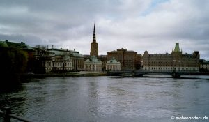 Stockholm und Vaxholm