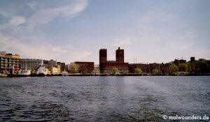 Ein Tag in Oslo