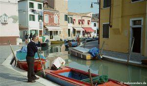 Torcello, Burano und Murano