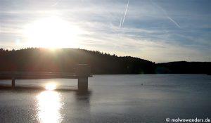 Rundweg um die Breitenbachtalsperre | Wanderung