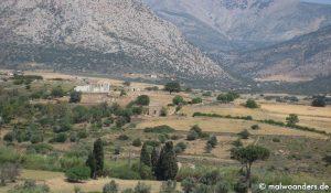 Von Naxos über Potamia nach Chalki | Radtour