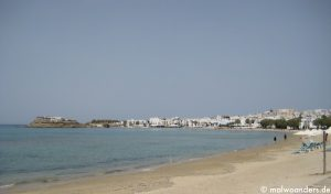 Rund Naxos Stadt | Wanderung