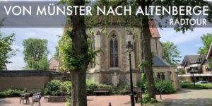 Von Münster nach Altenberge