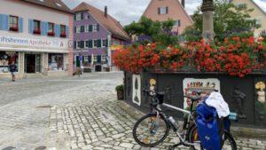 Romantische Straße   Etappe 2