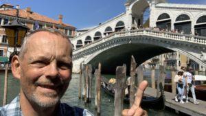 Ruhetag in Venedig