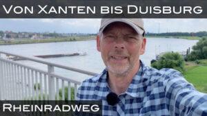 Von Xanten nach Duisburg | Rheinradweg
